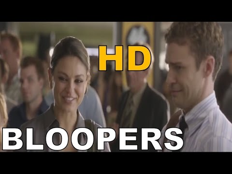 Friends with Benefits - Bloopers / Gag Reel | (HD)