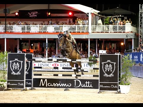 Exclusive Interview With Emanuele Gaudiano, Winner Of The CSI5* Prix Massimo Dutti