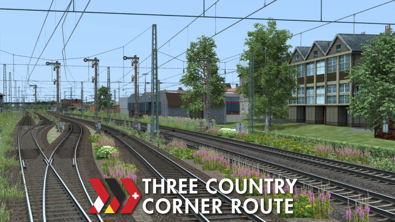 Three Country Corner Route (Updated July 2015)