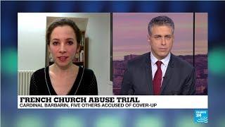 Amicie intervient sur le procès du Cardinal Barbarin et ses conséquences pour l'Eglise