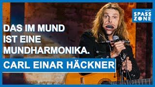 Carl Einar Häckner: Liebeslied mit Mundharmonika und Gitarre