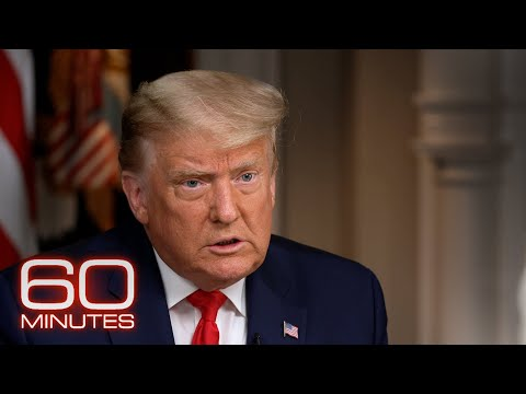 President Trump on rising COVID-19 cases