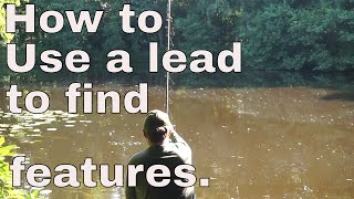 learning how to use a lead for feature finding