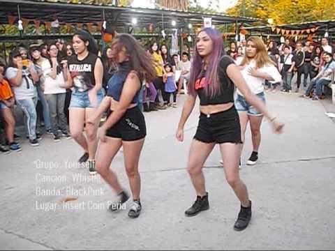Insert Coin Feria  Concurso K-pop por Daebak group San Juan Argentina