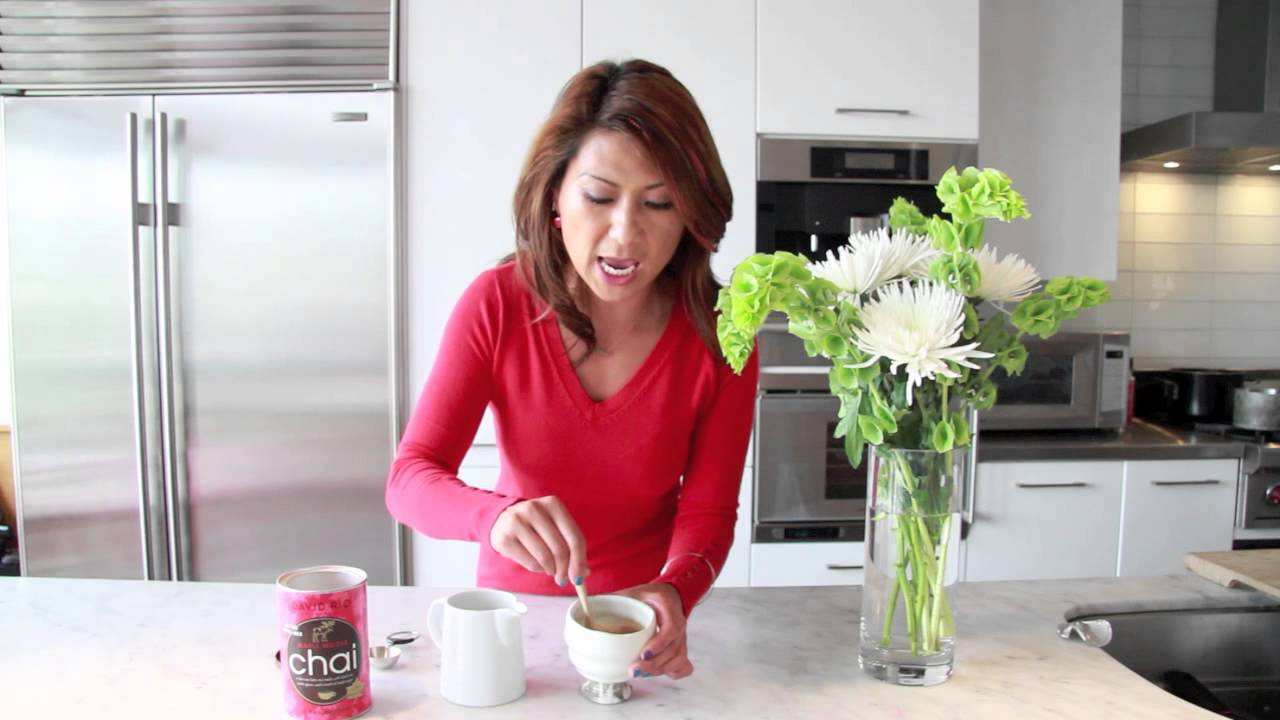 NEW Chai Latte : David Rio Maple Moose Chai Video Recipe
