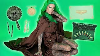 Blood Money 💚 Palette & Collection Reveal! | Jeffree Star Cosmetics