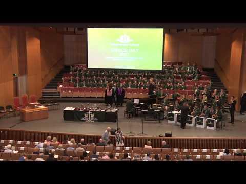 Westminster School Speech Day 2017