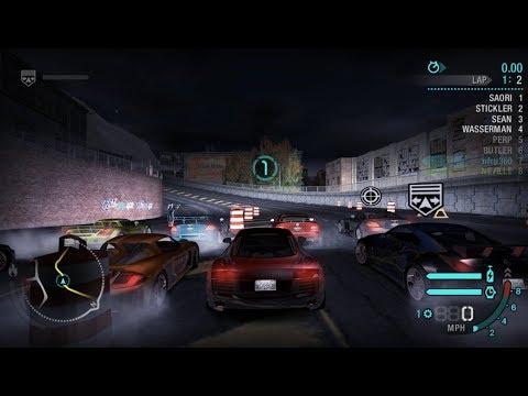 NFS Carbon - Hidden race 21_1_1 on converted Rockport City (MW)