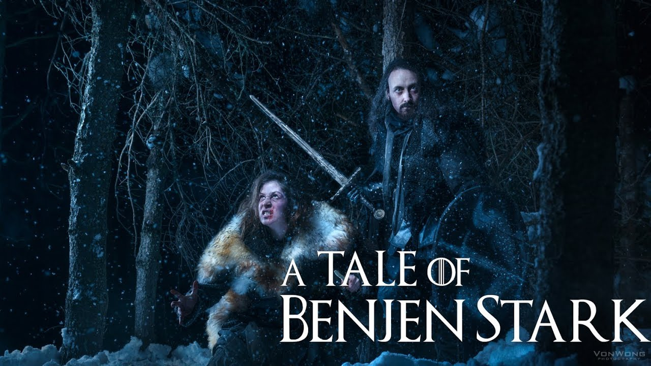A tale of Benjen Stark -  A Game of Thrones fanfiction - Winter is Coming... Early!!