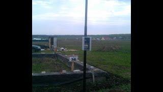 Сборка и установка стойки для щита учёта электроэнергии.(, 2014-05-15T05:47:20.000Z)