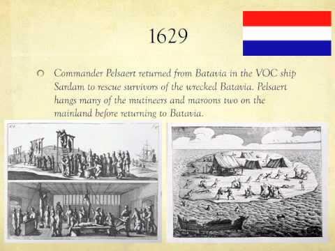 A Pictoral of the discovery of...