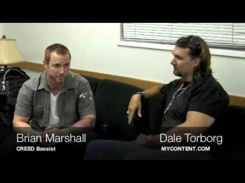 Creed: Brian Marshall Interview With Dale Torborg