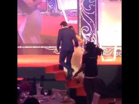 [Reup] Nadech Yaya - Siam Dara Award 2015 (2) _IG natty_thong