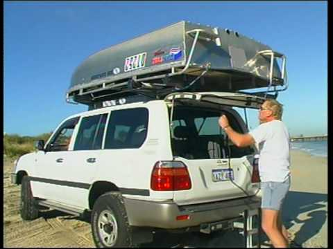 Custom Boat Loaders Demonstration Video 2008   YouTube