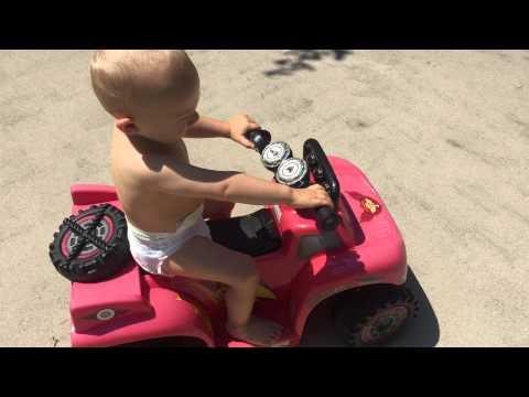 Disney Pixar Cars  V Rs  Ride On Quad