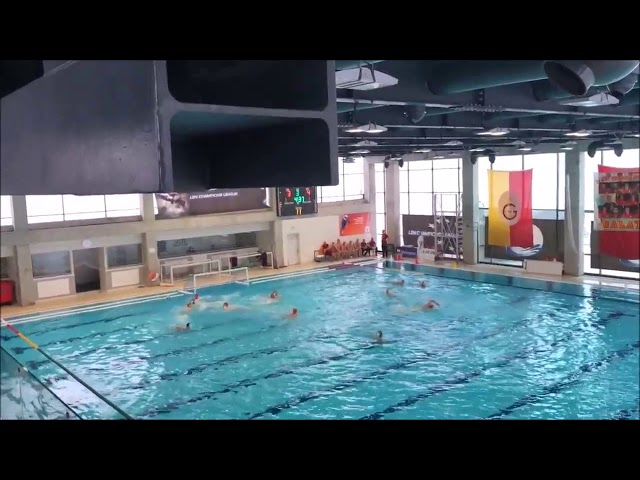 Heybeliada Su Sporları Kulübü - Galatasaray 3. Periyot