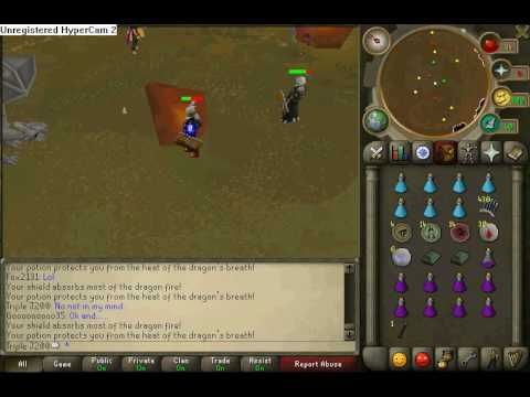 runescape video test with hypercam 2