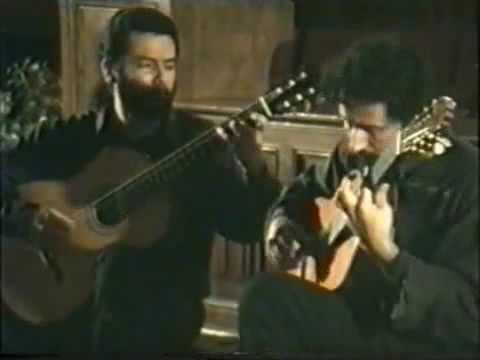 Sergio and Odair Assad play Rhapsody in Blue, part 1