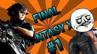 Un Elfo Muy Raro!!!? |Final Fantasy xv gameplay
