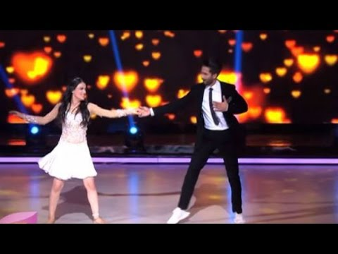 Jhalak Dikhhla Jaa 8 - Shahid Kapoor & Radhika Madan Perform Together!