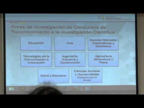 Download Aldo Salinas - Políticas de Investigación científica