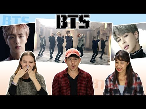 Americans React to BTS
