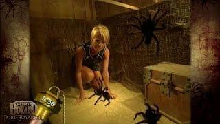 Fort Boyard 2000 - Sophie Davant chez les araignées & scorpions