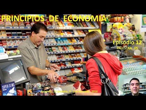 Noções De Economia - Episódio 12 - Elasticidade