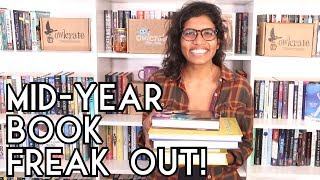 [12.66 MB] MID-YEAR BOOK FREAK OUT TAG! Avvai