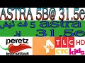 Astra5b @ 31.5e Setup 5ft Dish And Channel List Icone Iron Pro