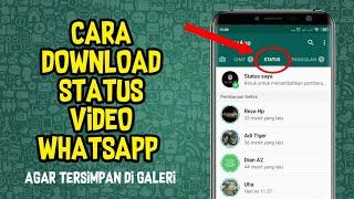 Download Cara download video status whatsapp