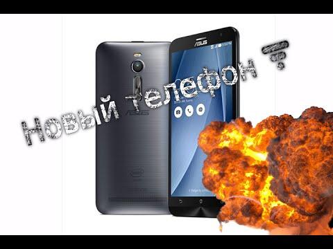 Смартфон ASUS ZenFone 2 (ZE551ML) полный разбор и замена Дисплея .