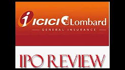 Best Performing IPO ,ICICI Lombard General Insurance Company Ltd IPO (ICICI Lombard)REVIEW