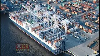 Port Of Baltimore Beefs Up Security Amid Record-Breaking Growth