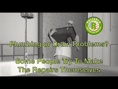 DIY Disasters: Homeowner Attempting Own Plumbing Repairs