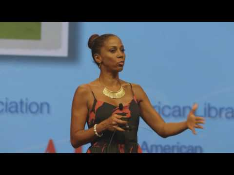 2016 ALA Annual Conference - Holly Robinson Peete on Libraries ...