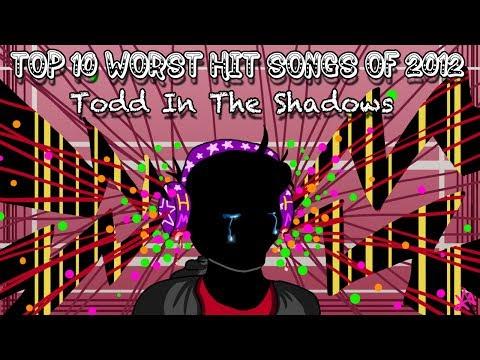 The Top Ten Worst Hit Songs of 2012