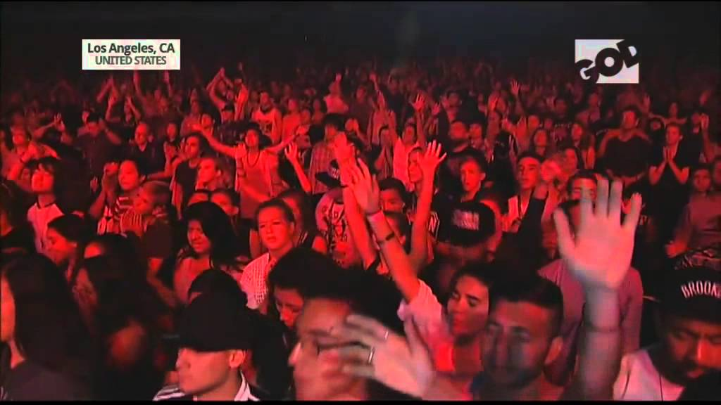 Jesus Culture Conference 2015: Los Angeles – Session 1 – A ...