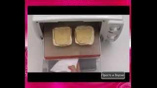 Как сделать печеный сэндвич с сыром