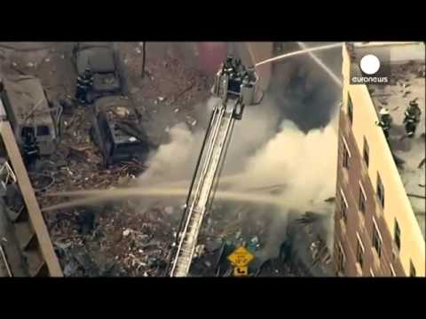 Breaking News: Harlem, Manhattan New York Explosion | Terrorist Attack? | Casualty Counts Unknown