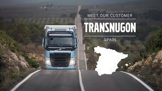 Volvo Trucks - Growing business with gas-powered trucks – Meet our customer: Transnugon