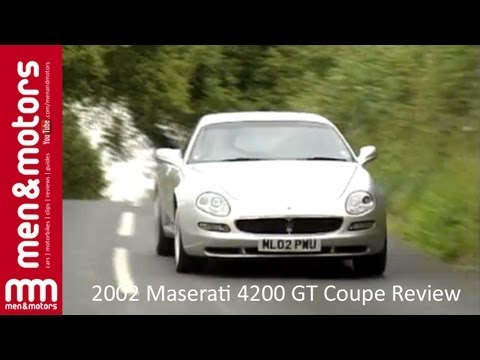 2002 Maserati 4200 GT Coupe Review