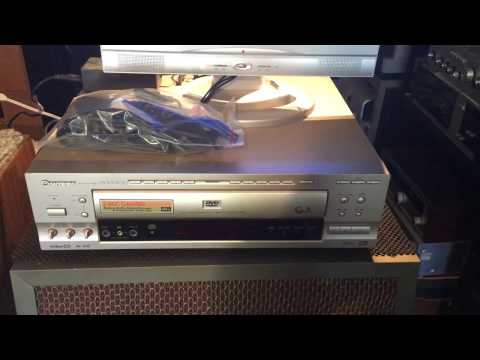PIONEER DV-K302CD 3 Disc CD DVD VCD Karaoke Player (Digital Output)