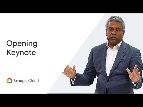 How to watch the Google Cloud Next 2019 stream