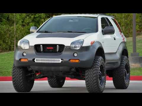 2018 Isuzu Vehicross Ironman Edition 4x4 test drive