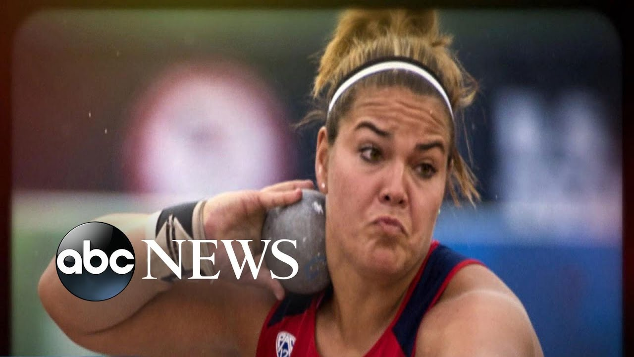 Baillie Gibson becomes one of the best discus, shot put athletes in the country: Part 1