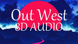 JACKBOYS - Out West ft. Young Thug (8D AUDIO)