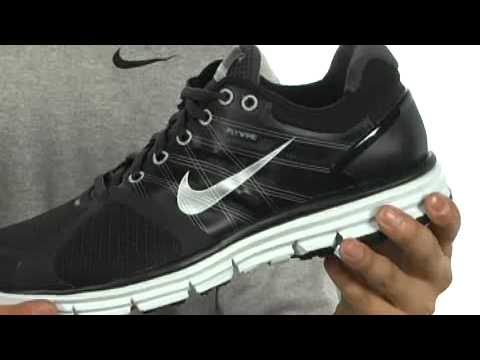 85262fba0c61 wholesale nike lunarglide 2 mens white black white best 30e1e 5a7f5  low  price youtube premium 80174 0ec25