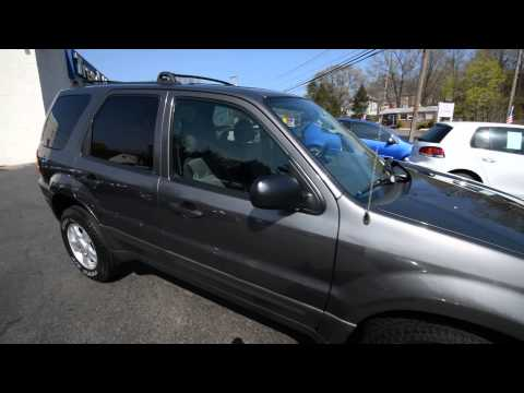 2004 Ford Escape XLT AWD Sunroof (stk# 3792A ) for sale Trend Motors Used Car Center Rockaway, NJ