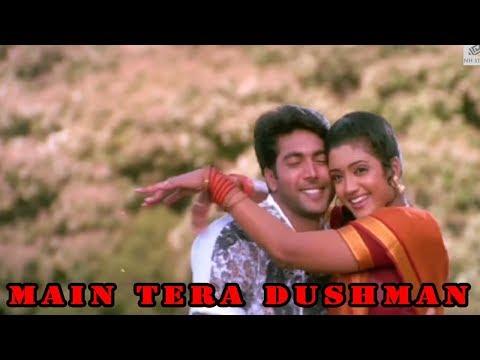 Main Tera Dushman (Daas) Full Hindi Dubbed Movie | Jayam Ravi, Renuka Menon